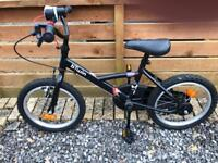 Kid's bike for sale, used once.