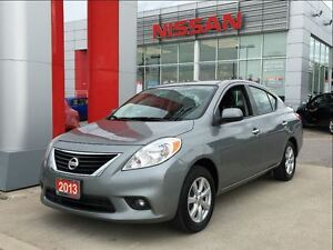 2013 Nissan Versa SL, Bluetooth, navigation