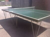 Full size table tennis table for sale in Godalming