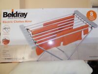Beldray Indoor Clothes Airer - Electric