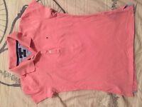 Tommy hilfiger woman polo shirt size XS