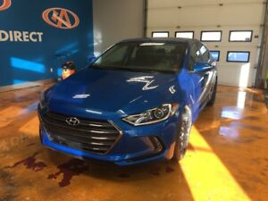 2018 Hyundai Elantra GL LEATHER/ POWER SUNROOF/ BACK-UP CAM