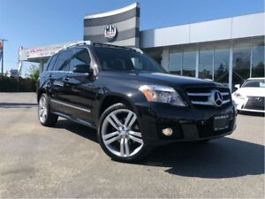 2011 Mercedes-Benz GLK-Class GLK350 Fully Loaded Only 79, 000Km