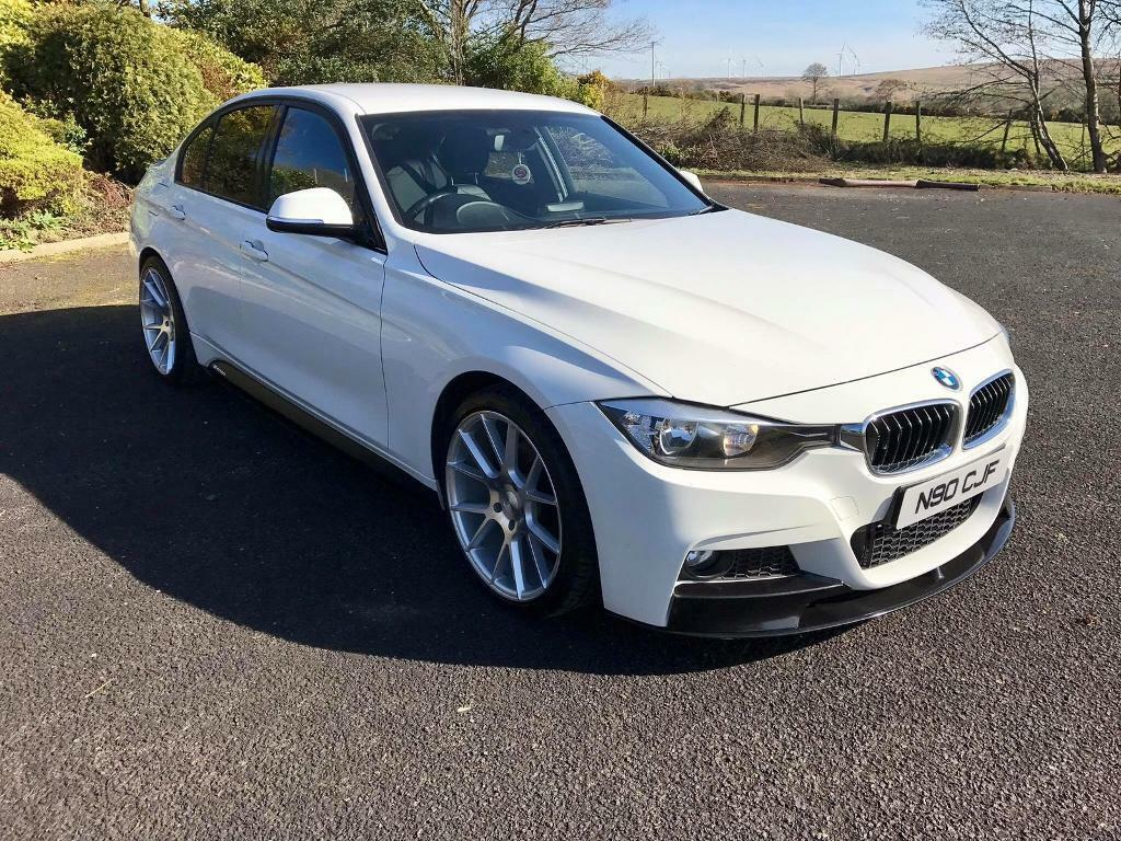 bmw 320d m sport 2012 in dungiven county londonderry gumtree. Black Bedroom Furniture Sets. Home Design Ideas