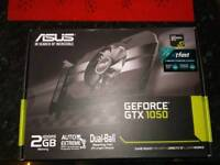 ASUS PH-GTX1050-2G NVIDIA GeForce GTX 1050 2 GB GDDR5 PCIe 3.0 x16 DVI Graphics Card