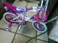 3-5 year bike (immaculate)