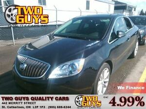 2013 Buick Verano PREMIUM | TURBO 2.0 | NAV | SUNROOF | LEATHER