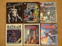 Comics & Graphic Novels Marvel / DC/ Dark Horse / 2000AD etc