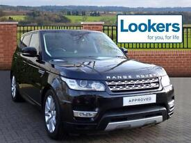 Land Rover Range Rover Sport SDV6 HSE (black) 2014-07-12