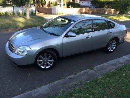 2006 Nissan Maxima ST-L Luxury Low Ks Long Rego Logbooks Mags A1. Meadowbank Ryde Area Preview