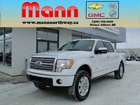 2011 Ford F-150 Platinum 3.5 L Eco Boost, Navigation, Leather He