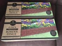 Border Fence, 2 boxes