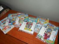double digest Archies comic books brand new