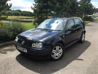 2003 Volkswagen Golf Tdi Match Hpi clear 12 moths mot full service history