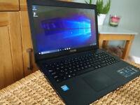 Asus X553M Laptop 15.6 inch - 1 Terabyte HD - 8gb Ram- Windows 10 64 bit