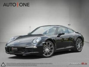 2016 Porsche 911 CARRERA | BLACK EDITION | EXTENSIVE OPTIONS