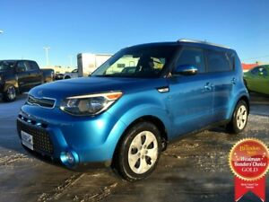 2015 Kia Soul EX FWD Hatchback *Heated Cloth*