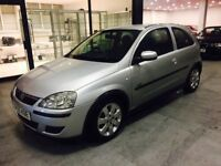 2005 55 VAUXHALL CORSA 1.2 BARGAIN TO CLEAR MUST GO! RELIABLE RUNNER! BARGIAN