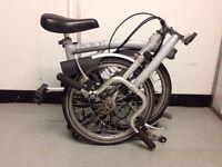 BROMPTON FOLDING BICYCLE M5R