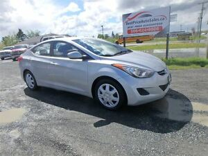 2013 Hyundai Elantra GLS! HEATED SEATS! CERTIFIED!