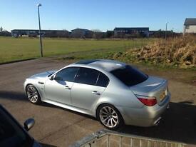 BMW M5, 5.0 v10 40v