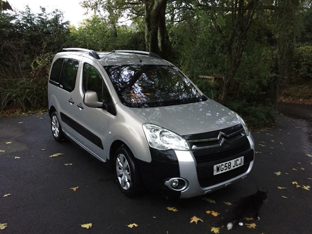 citroen berlingo multispace 1.6 HDi XTR 110 bhp