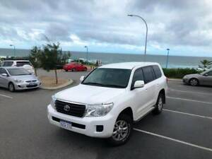 2013 Toyota LandCruiser GXL 200 Series Mint Condtion Hillarys Joondalup Area Preview