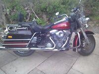 1989 Harley Davidson electraglide sport