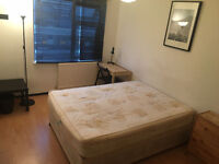 !Amazing Double Room - No Agency Fee! - Less than 5 mins walk to Bethnal Green Overground station