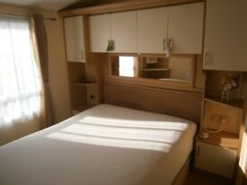 Willerby Granada 2008 model static caravan - Private sale @ Green Meadows Holiday Park, Gower