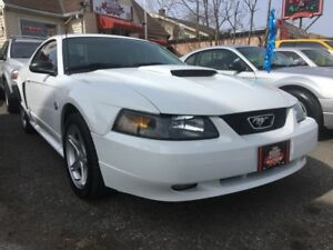 """2004 Ford Mustang GT """""""" 40TH Anniversary Edition """""""""""
