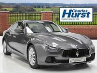 Maserati Ghibli DV6 (grey) 2015-12-04
