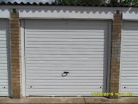 LOCK UP GARAGE TO LET IN PETERBOROUGH.