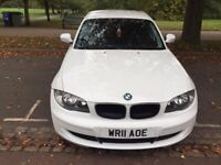 BMW, 1 SERIES, Hatchback, 2011, Manual, 5 doors, Tax Band C (30£), 2 owners