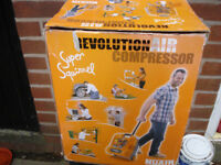 01523 super sqirrel portable compressor new in box