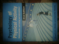 Psychology of Phisical Activity determinants, well-being interventions 2nd edition Brand new