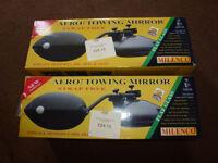 Milenco Aero 2 Towing Mirrors (x2)