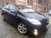 TOYOTA PRIUS T SPIRIT NEW SHAPE ## HYBRID ELECTRIC ## PCO UBER READY ##5 DOOR HATCHBACK## ONLY 7850