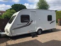 Bargain: immaculate 5 berth caravan : Sprite Musketeer TD 2011 in immaculate condition