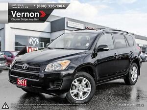 2011 Toyota RAV4 All Wheel Drive