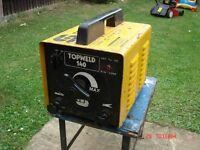 SIP Top Weld 140 Amp Ark Welder