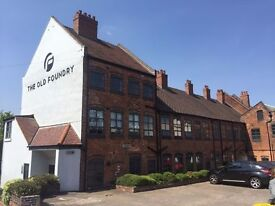 4 Person Office for rent in Walsall WS1 | £150 p/w No Agency Fees