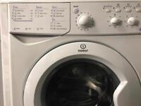 Indesit washer dryer 6+4 kg neat and clean fully working order for sale