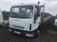 2006 , 56 REG IVECO EUROCARGO TIPPER TRUCK ONE OWNER FULL SERVICE HISTORY LONG MOT SUOERB DRIVER