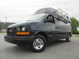 2006 GMC Savana 3500 Allongé Toit surélevé ** High roof **