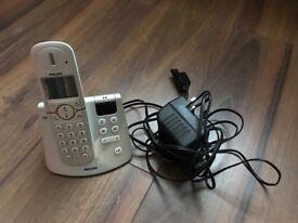 Philips home phone & answering machine