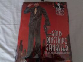 male gangster costume