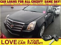 2011 Cadillac CTS 3.0L * LEATHER