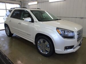 2013 GMC Acadia Denali AWD, Navigation, Leather