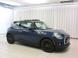 2016 MINI Cooper 3DR TURBO w/ ESSENTIALS, CONNECTED PACKAGE & 17